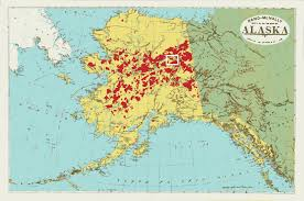Map Of Yukon Study Alaskan Boreal Forest Fires Release More Carbon Than The