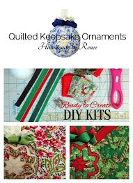 66 best quilted keepsake ornaments images on keepsakes