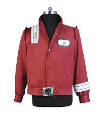 Red Coat Halloween Costume Star Trek Iii Bomber Uniform Wine Red Coat Jacket Men