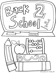 coloring pages u0026 printables classroom doodles