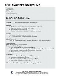 technical resume exles resume sle for civil engineer fresher civil engineering resume