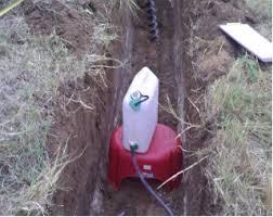 bureau etude assainissement eco system etudes de sol en assainissement non collectif