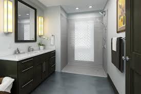 Bathroom Remodel Tub Or No Tub Bestbath Bathroom Shower And Tub Gallery