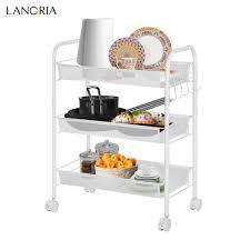 Metal Shelves For Storage Online Get Cheap Metal Shelves Kitchen Aliexpress Com Alibaba Group