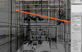 making of 3d render of gh house by anton cherenko u2013 3d
