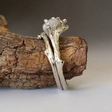 wood engagement rings vertrees engagement wedding rings wood