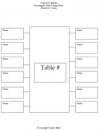 wedding seat chart template free templates from vancity vancity