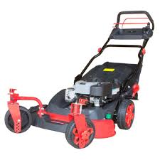 rear wheel drive self propelled lawn mowers lawn mowers the