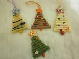 how to make rolled fabric christmas ornaments christmas diy