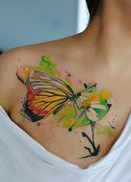 10 unique butterfly tattoos com