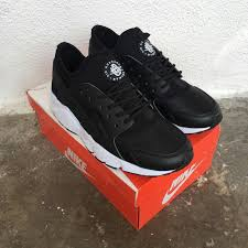 Jual Insole Nike type nike huaraches black white size 41 45 price rm90sm rm95ss