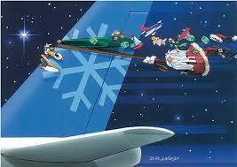 christmas cards themed aviation theme christmas greeting cards 18 box