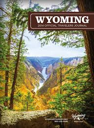 Wyoming travelers rest high school images Wyoming 2014 official travelers journal by traveloscopy editor issuu jpg