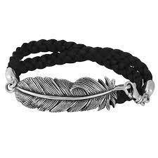 double wrap bracelet images Baby studio quot raven feather quot double wrap bracelet jpg