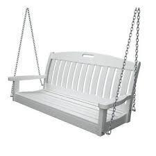 plastic patio u0026 garden swings ebay