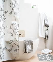 bathroom ideas with shower curtain refreshing shower curtain designs for the modern bath