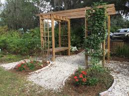 goe butterfly garden trellis gardeners out east garden club