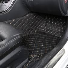 infiniti qx56 floor mats original amazon com worth mats custom fit luxury xpe leather waterproof