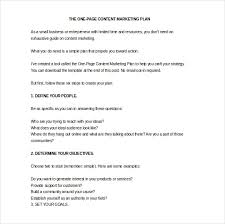33 word marketing plan templates free download free u0026 premium