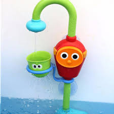 2016 new style baby shower bath toys shower faucet bathing water