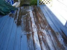 how to refinish and paint an old wooden porch and deck dengarden