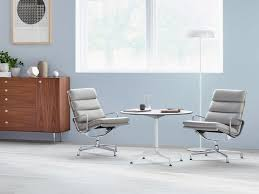 eames soft pad office chair herman miller