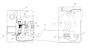 patent us20120257330 electrical switch board smoke detector unit
