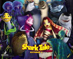 shark tale animated films wiki fandom powered wikia
