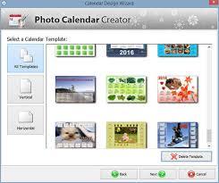 photo calendar creator download