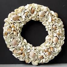 Home Decorating Craft Ideas by Home Decoration Wonderful Seashell Wreath Craft Ideas Beautiful