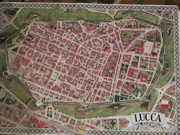 Lucca Italy Map A Baluardo U2013 Bastion On Lucca U0027s Wall Bagni Di Lucca And Beyond