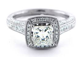 Square Wedding Rings by Engagement Rings Square Diamond Wedding Rings Awesome Square
