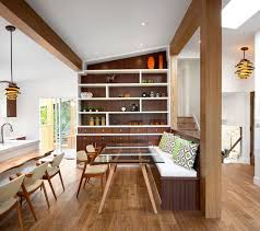 kitchen table with bench seating and chairs the beautiful