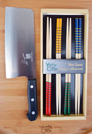 martin kitchen knives chef yan s signature kitchen knife and chopsticks yan can cook store