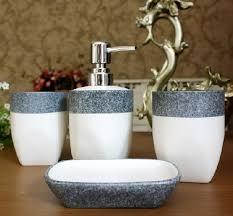White Bathroom Accessories Ceramic by Online Get Cheap White Ceramic Bathroom Accessories Aliexpress