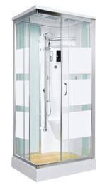 cabina doccia roma cabina idro cristallo 5 mm 90x225x70 cm lxhxp bricoman