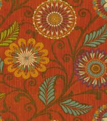 home decor print fabric hgtv home urban blosson harvest joann
