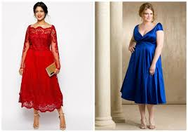 evening wear for plus size ladies discount evening dresses