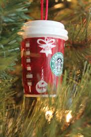 ornaments starbucks ornaments best starbucks