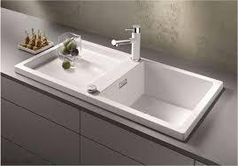Kitchen Room Blanco Diamond U Double Bowl Undermount Kitchen Sink - Blanco kitchen sinks