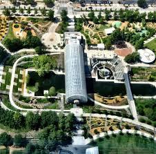 Oklahoma City Botanical Garden Getting Here Myriad Botanical Gardens