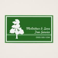 tree nursery business cards u0026 templates zazzle