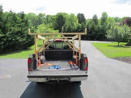 Wooden Kayak Storage Rack Plans by Homemade Truck Rack Homemade Truck Racks Page 2 Truck