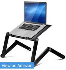 Portable Desk For Laptop Best Laptop Trays And Tables For Beds 2017 Reviews And Buyer S