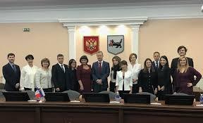 chambre de commerce franco russe une délégation d entreprises françaises dirigée par la chambre de