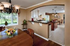 wall for kitchen ideas half wall kitchen designs with half wall kitchen designs