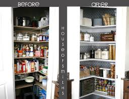 Bookcase Pantry Pantry Makeover