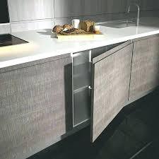 plan de travail cuisine en quartz plan de travail cuisine quartz cuisine blanche sans poigne plan de
