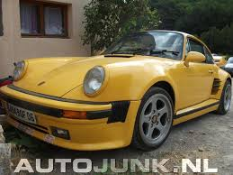 porsche yellow bird 100 porsche 911 yellow bird 1992 porsche 964 ruf ctr s122