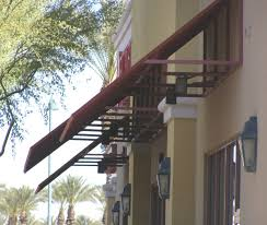 Window Awning Fabric Commercial Window Awnings